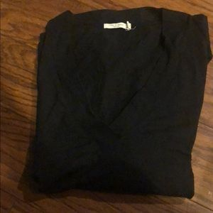 Rag & Bone v neck sweater M black 🖤🖤